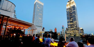 event in New York City: SATURDAY NIGHT ROOFTOP  PARTY AT MONARCH