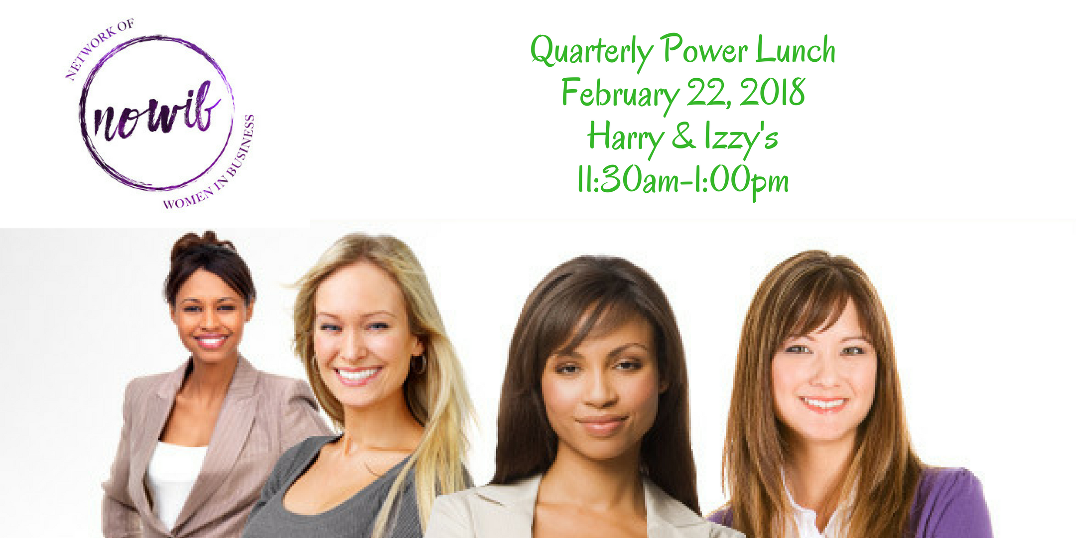 Network of Women in Business Quarterly Power