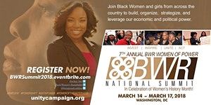 7th Annual BWR Women of Power National Summit: Time...