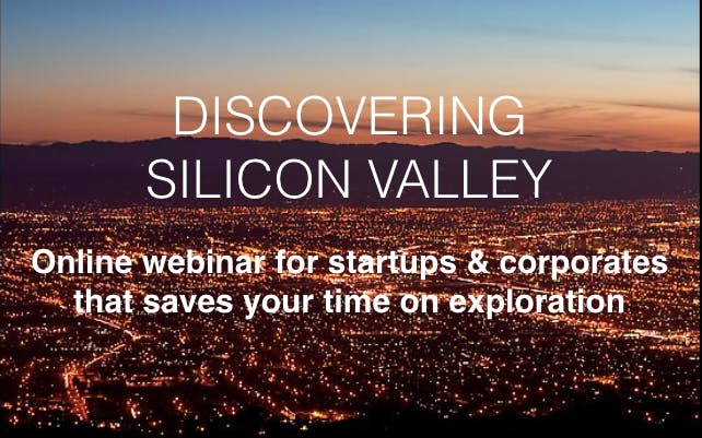 Discovering Silicon Valley: The Innovative Ec