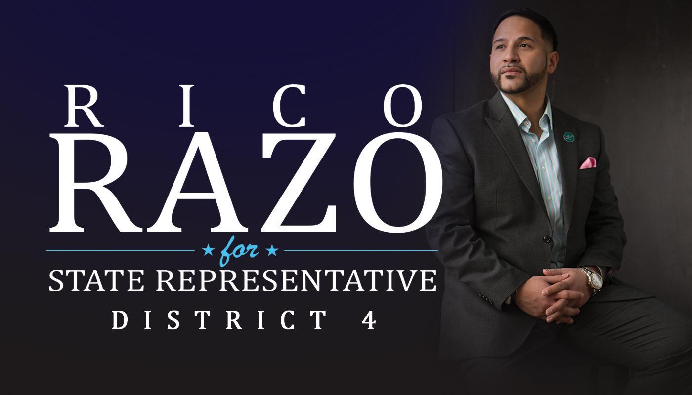 Rico Razo for State Representative Official #