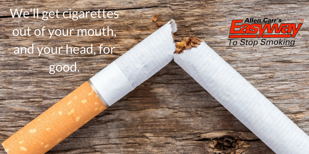 Allen Carr's Easyway to Stop Smoking Seminar