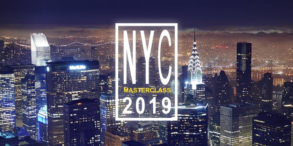 Nyc Masterclass 2019 Tickets Mi 28082019 Um 0900 Uhr Eventbrite