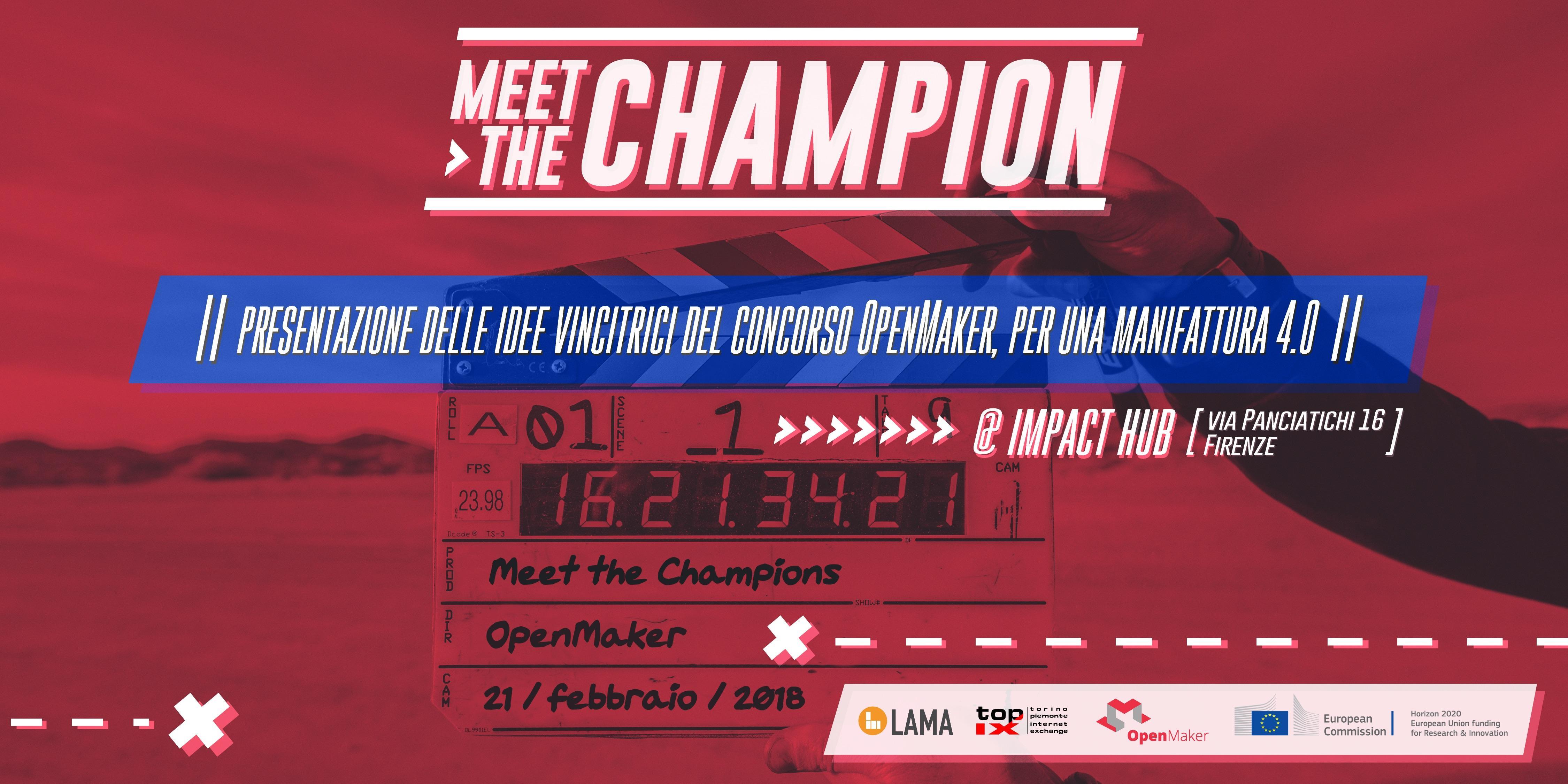 Meet The Champion
