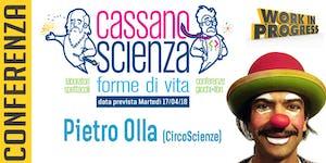 Conferenza - Pietro Olla (CircoScienze)