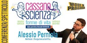 Conferenza/spettacolo - Alessio Perniola