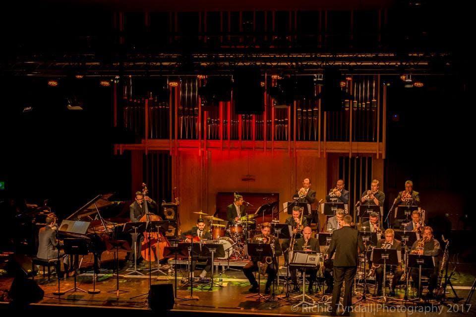 New Irish Jazz Orchestra