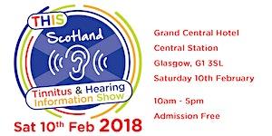 Tinnitus & Hearing Information Show, Glasgow...