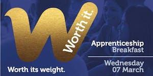 Networking - Employer Apprenticeship Breakfast...