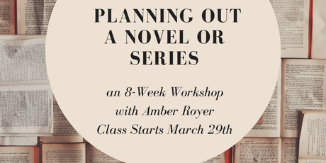 A writers blueprint for the social media game tickets sun mar 4 8 week planning out a novel or series starts thursday march 29 malvernweather Gallery