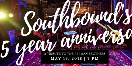 Ssu high society homecoming 2017 the blueprint tickets sat southbound 5 year anniversary a tribute to the allman brothers tickets malvernweather Choice Image
