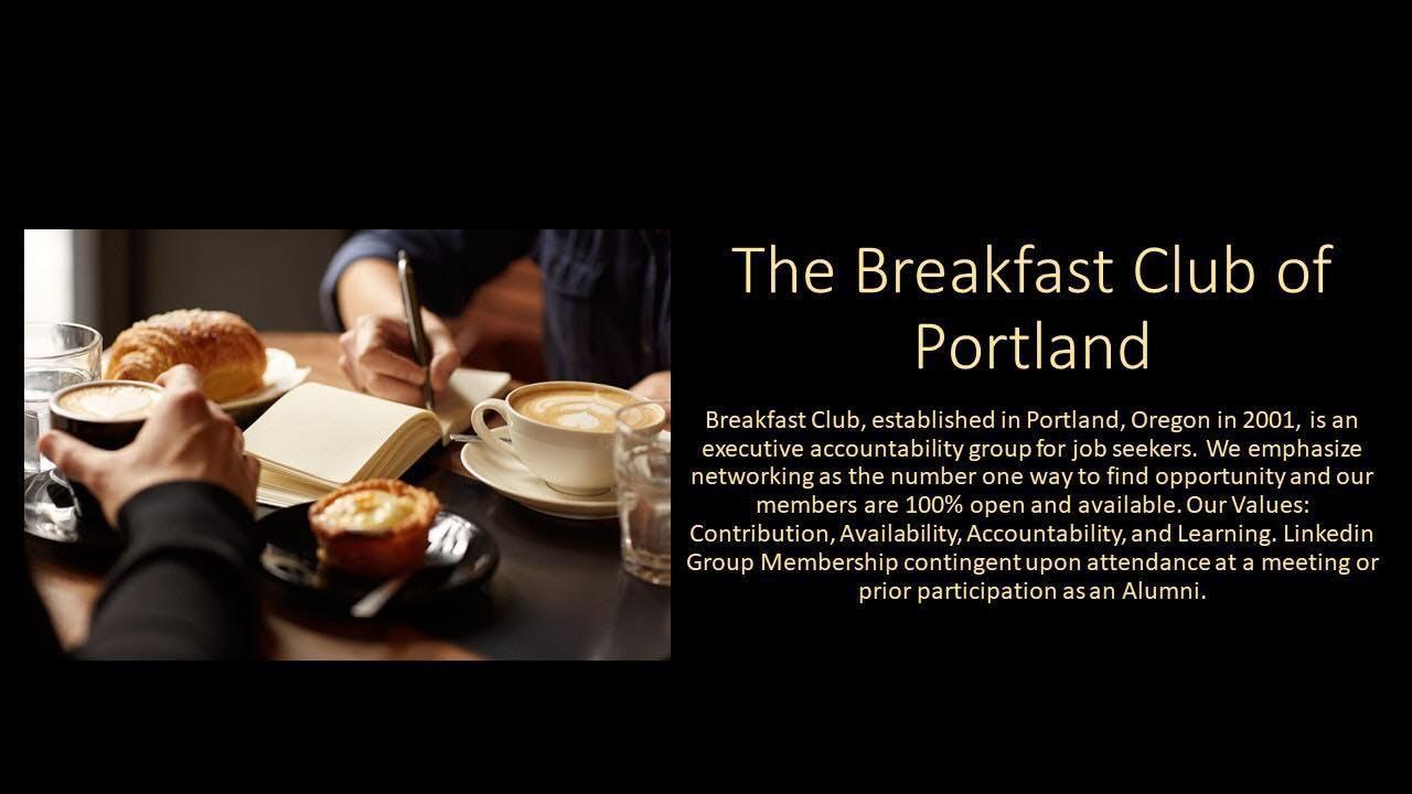 Breakfast Club of Portland