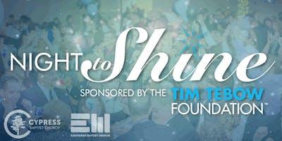Night to Shine 2020 Benton, Louisiana (Volunteer Registration)