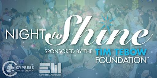 Night To Shine 2020 Benton, Louisiana (Honored Guest)