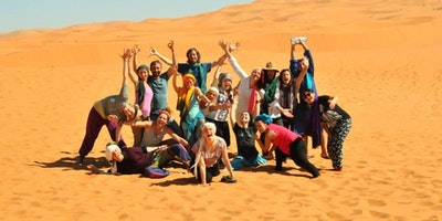 Road Junky Sahara Yoga Retreat in Morocco 2019