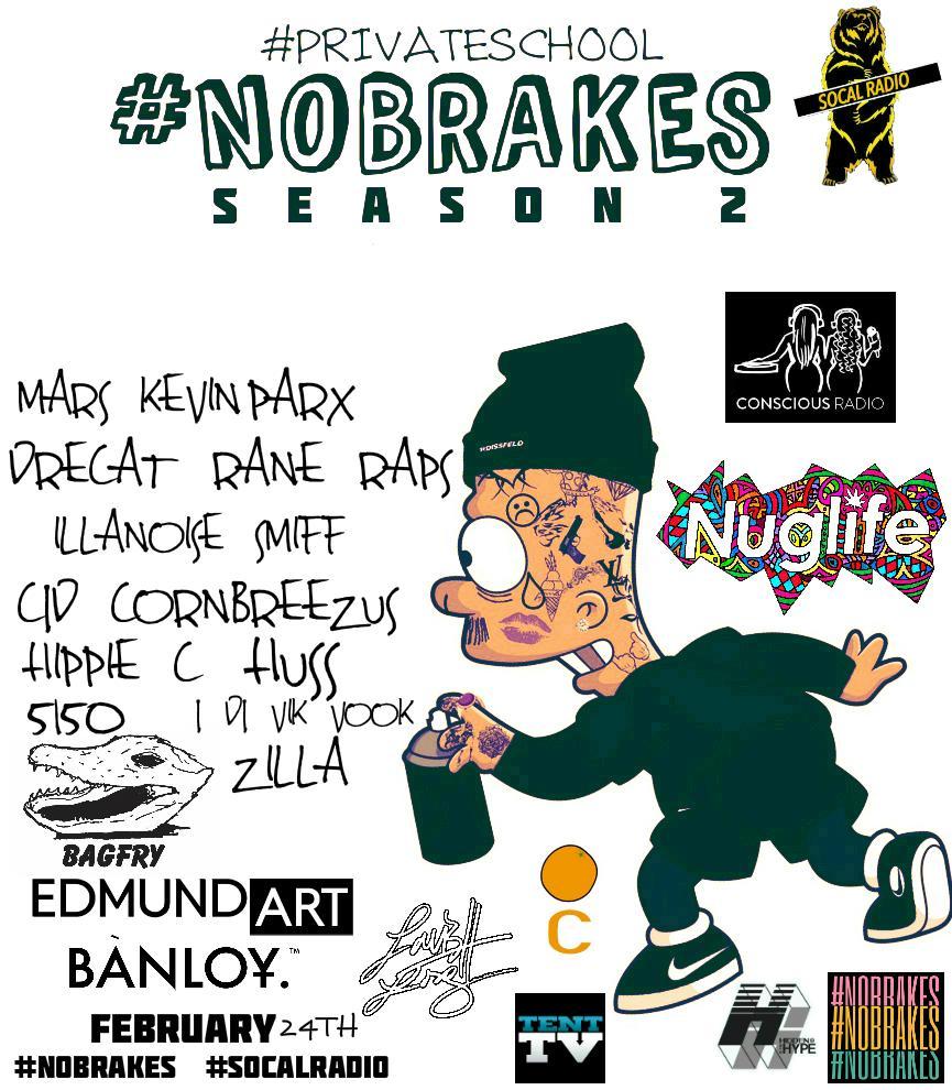 NOBRAKES SEASON 2