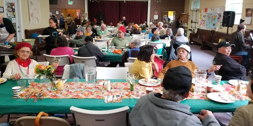Free lunch for senior citizens