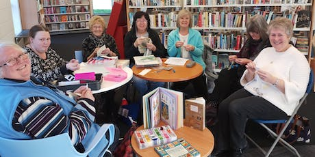 Craft and Chat (Freckleton Library) tickets