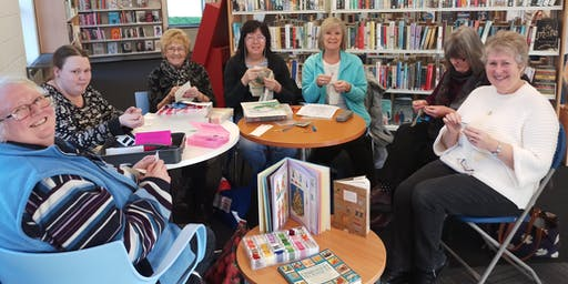 Craft and Chat (Freckleton Library)