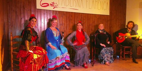 Flamenco Show  + Dinner tickets