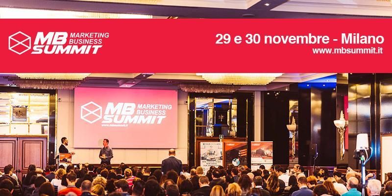 Marketing Business Summit 2018 Milano - SEO,