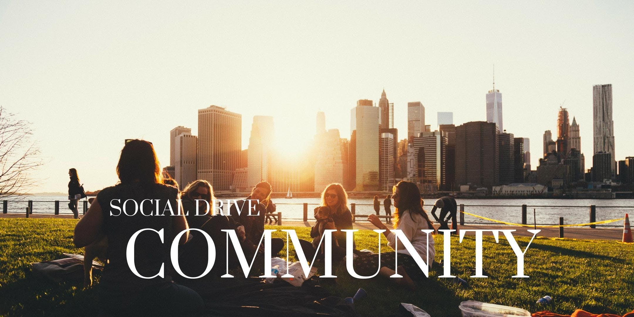 Social DRIVE & THRIVE Community