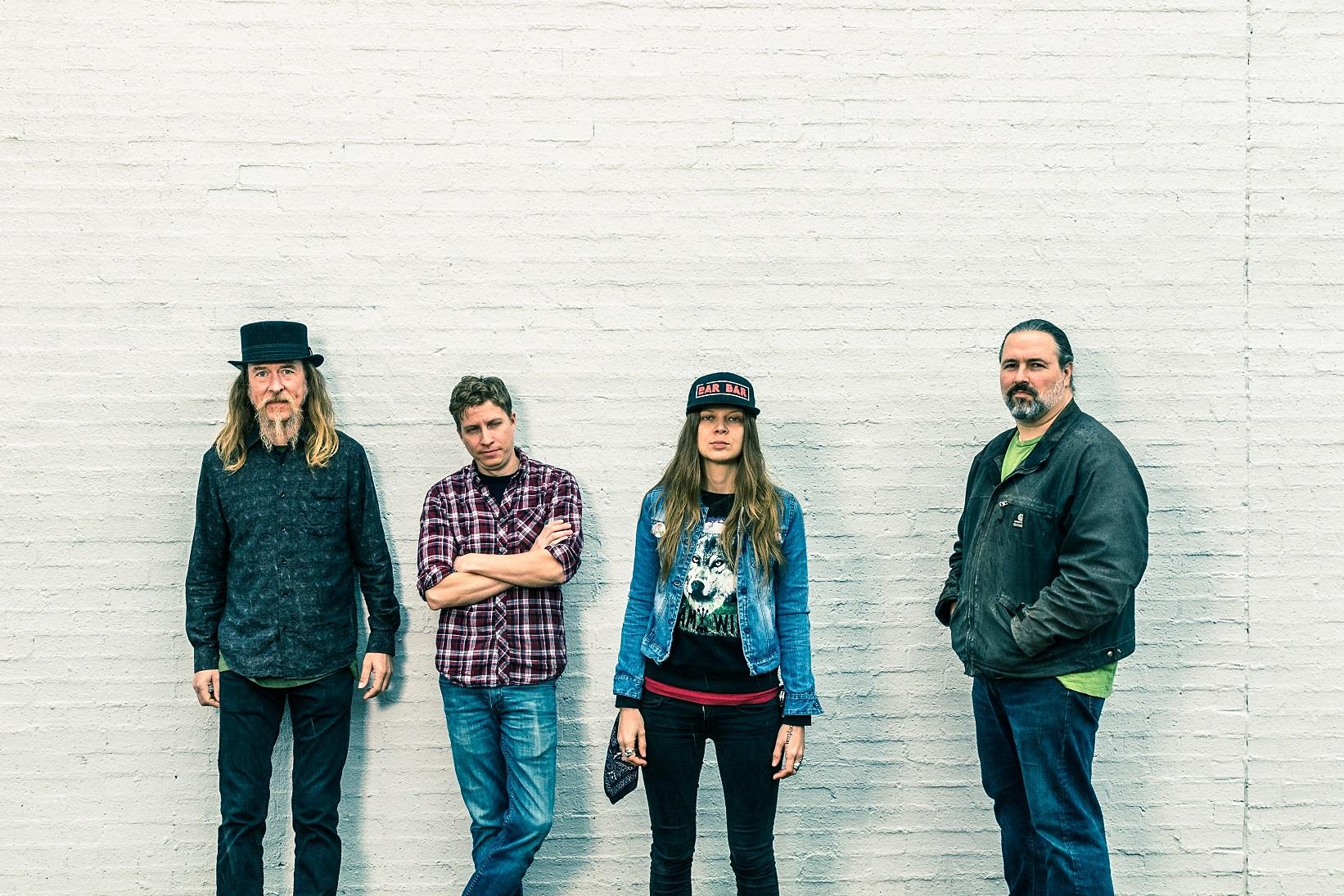 Sarah Shook and the Disarmers / Thelma and the Sleaze / The Family Gold