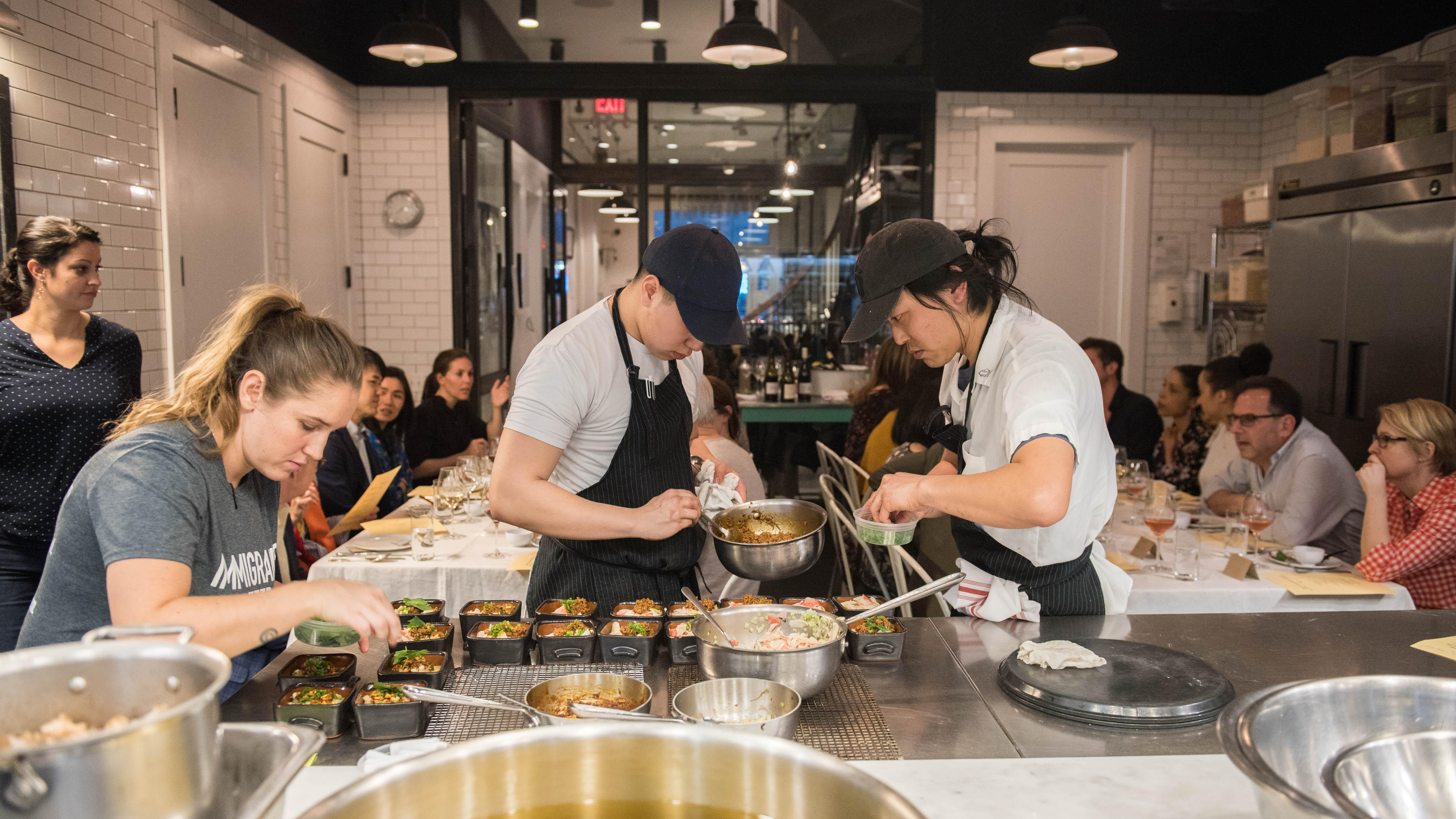 Junzi Chef's Table: February - A Red New Year