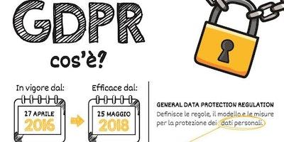 Open day GDPR per aziende e professionisti
