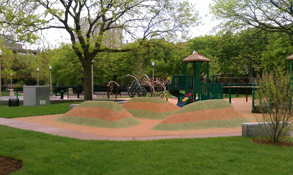 Buttercup Park Earth Day Clean Up