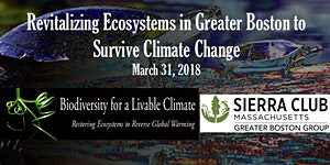 Revitalizing Ecosystems in Greater Boston to Survive Cl...