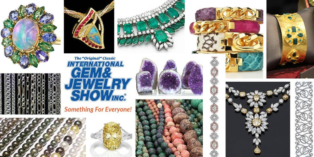 Intergem National Harbor Md Jewelry Show Tickets Fri Apr 27 2018 At 12 00 Pm Eventbrite
