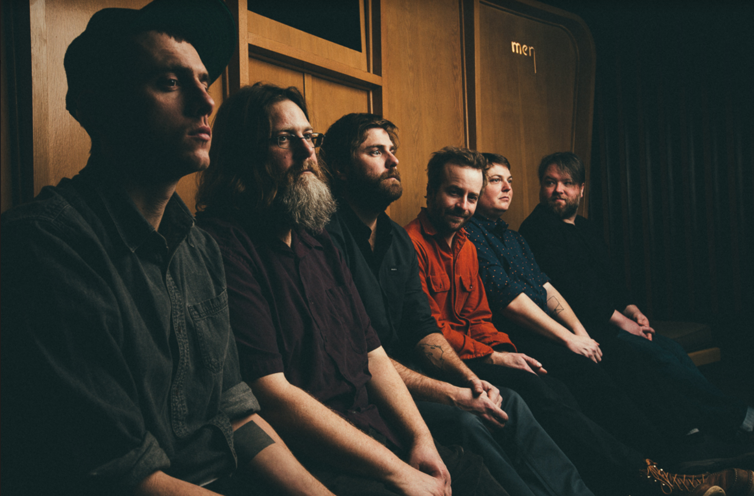 Trampled By Turtles with Actual Wolf