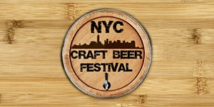 NYC Craft Beer Festival - Friday | April 20th (Session...