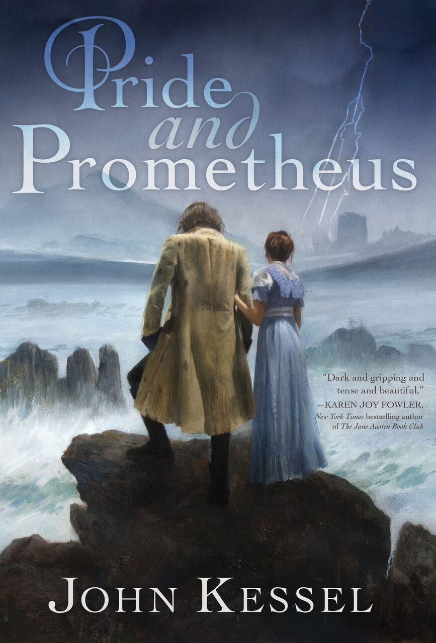Book signing event with John Kessel - 'Pride and Prometheus'