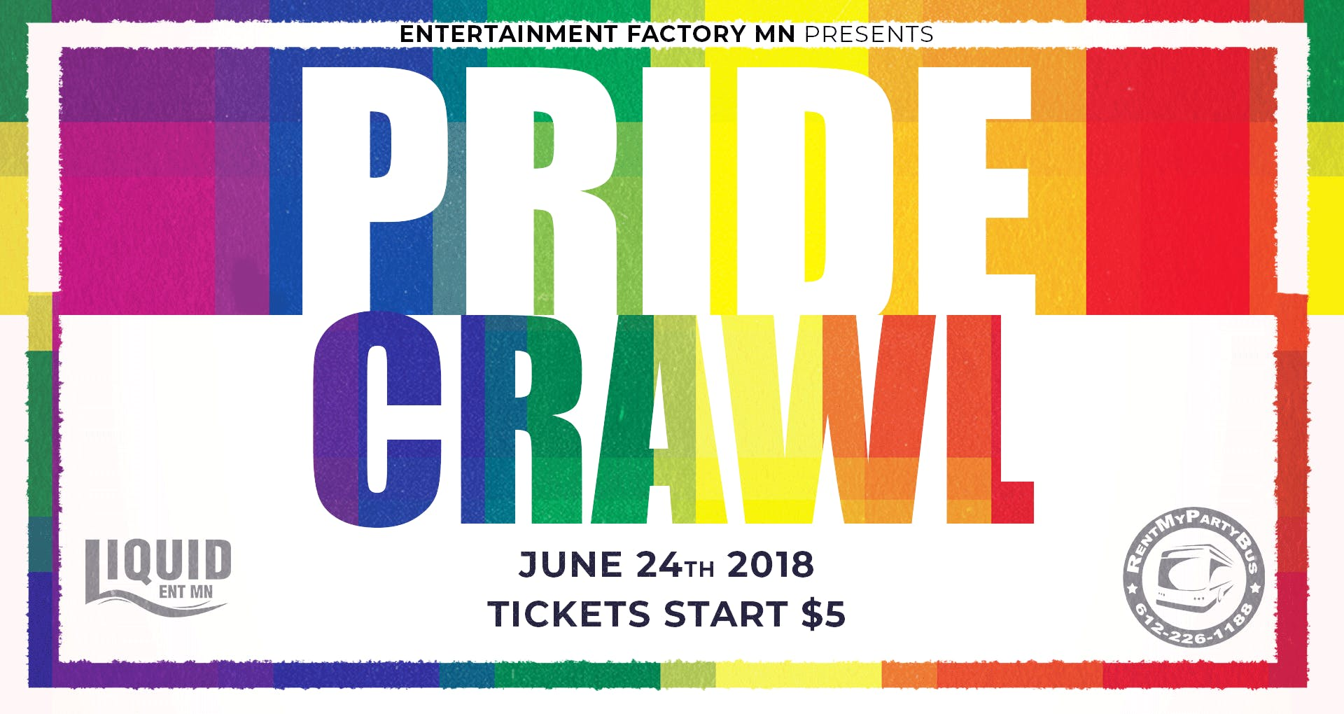 Pride Crawl Minneapolis
