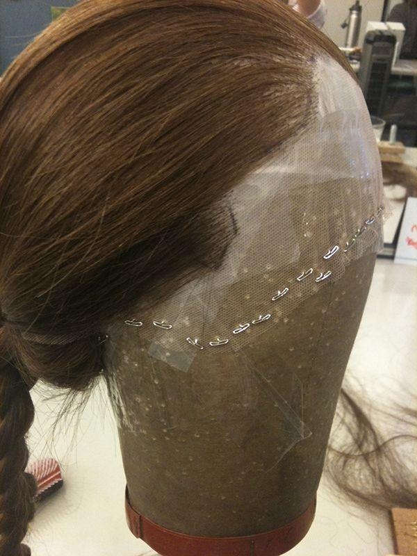 Ventilating and Wig-Making Class in NJ
