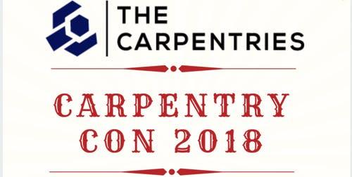 CarpentryCon 2018