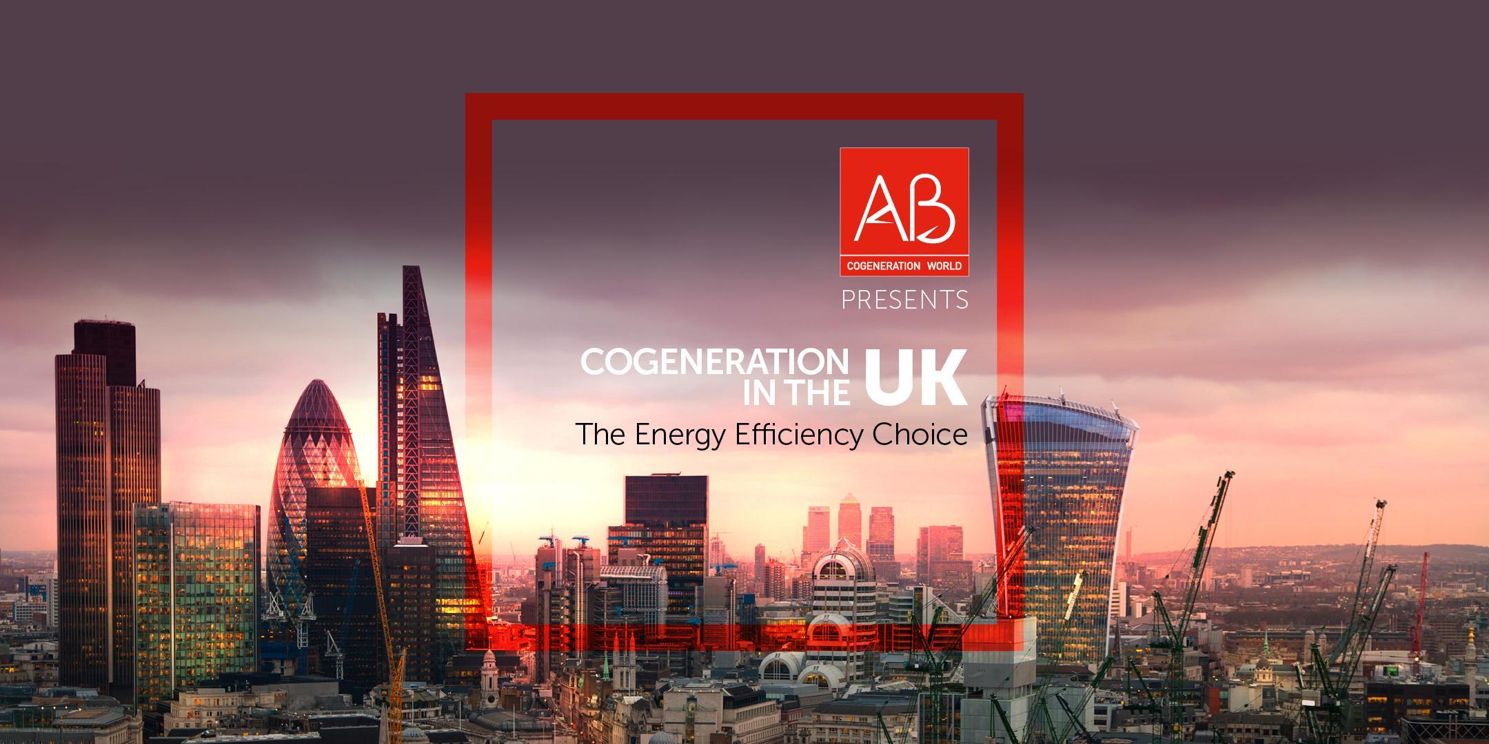 Cogeneration in the UK