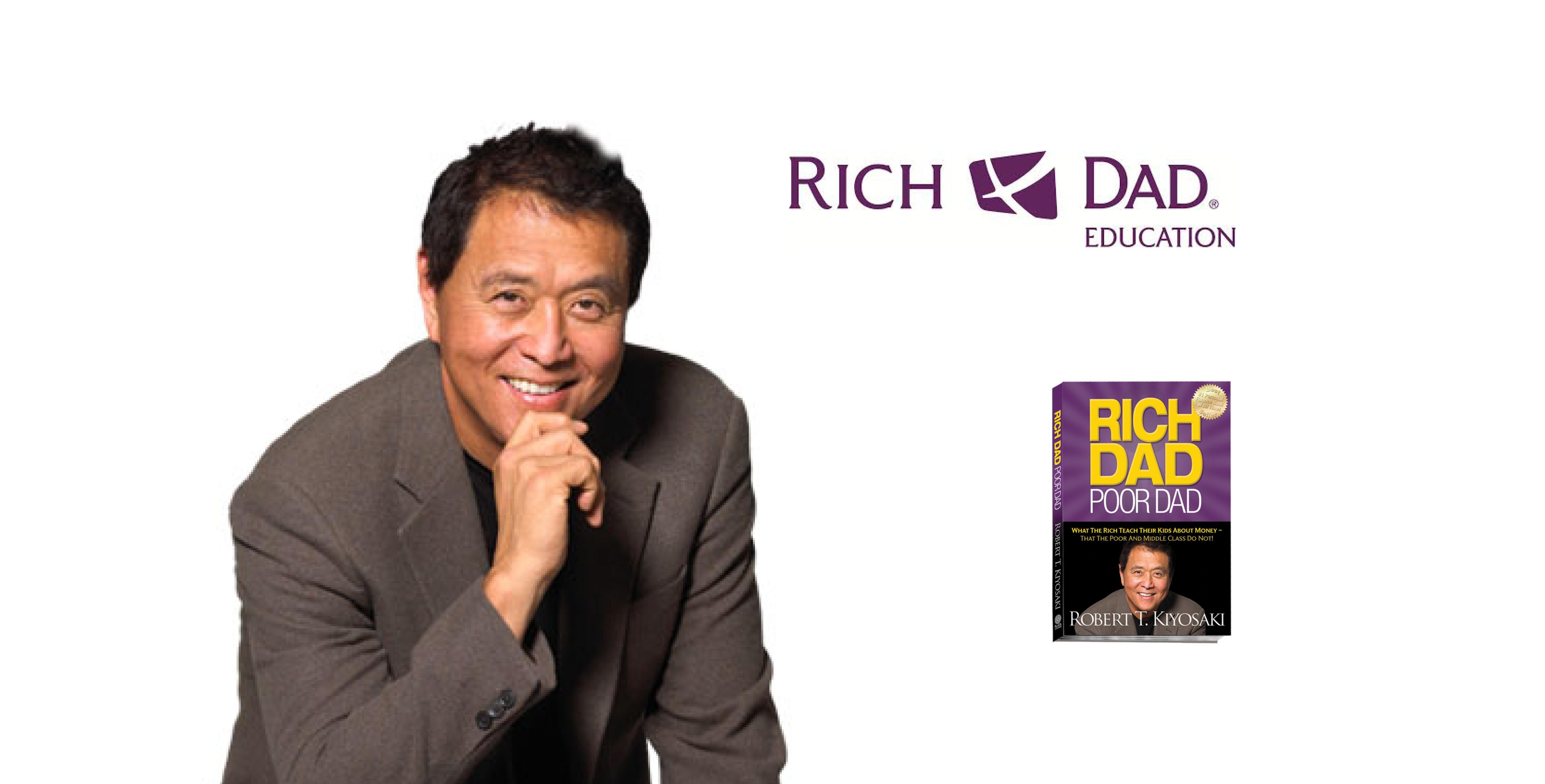 Rich Dad Education Workshop Geneva, Bern & Zurich
