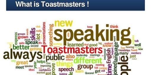 'Castle Communicators' Northumberland's Speaking Club Meeting/Visitor Event
