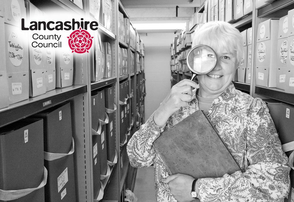 Introducing Lancashire Archives (Poulton)
