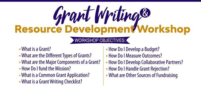 Get Funded & Grant Writing- Detroit Workshop