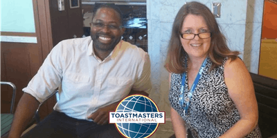 City of Norfolk Toastmasters Club 6822