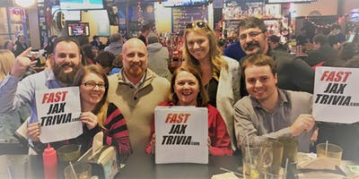 Wednesday Nights: Win Some of the BIGGEST Trivia Prizes In Jacksonville!
