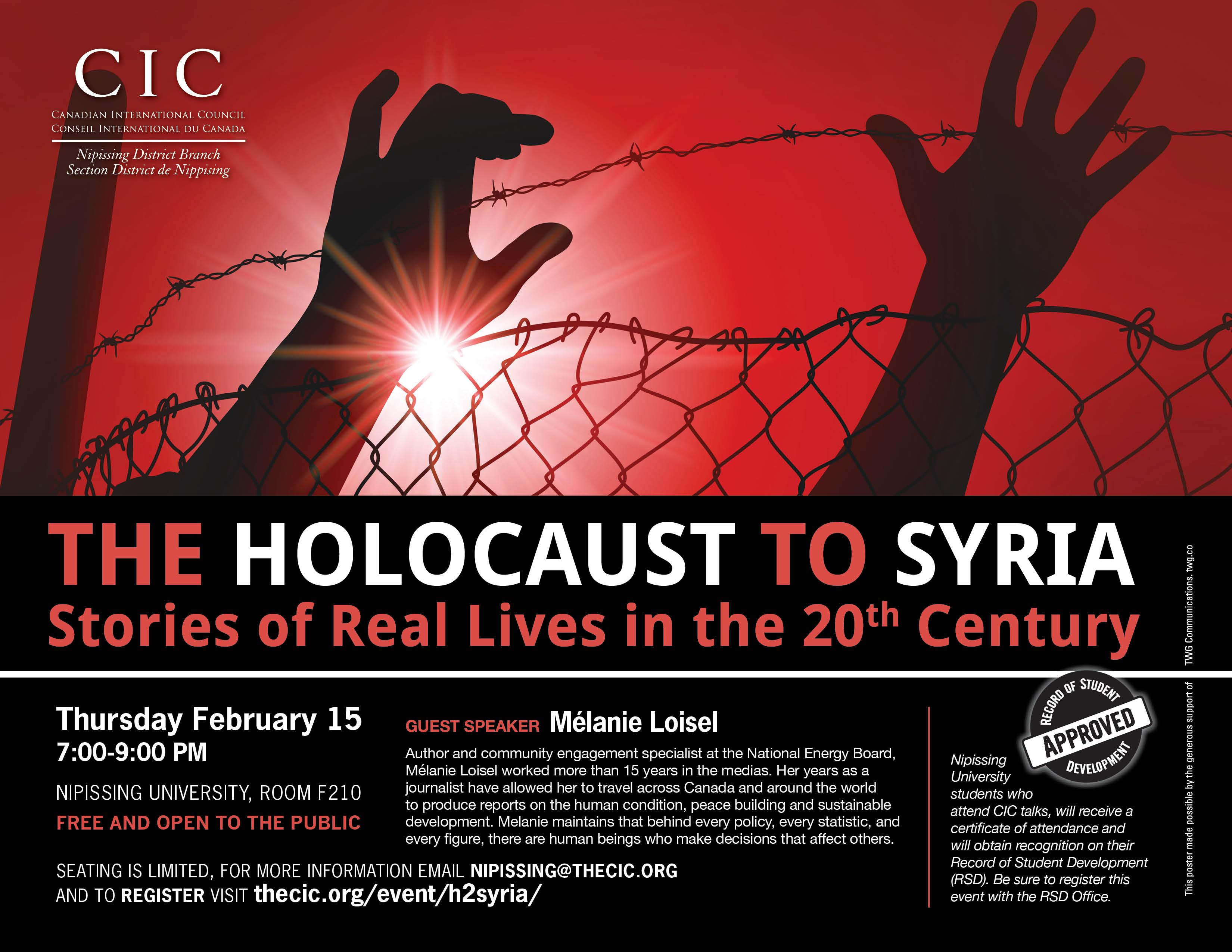 the effects of the holocaust in the 20th century Fdu magazine, faculty look back at 20th century the 20th century: one defining moment fdu faculty ponder the most pivotal events of the last 100 years while.