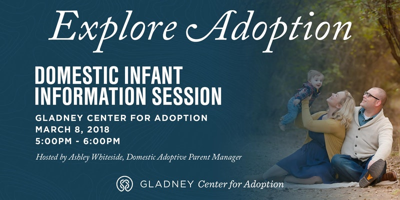 Domestic Infant Adoption Information Session