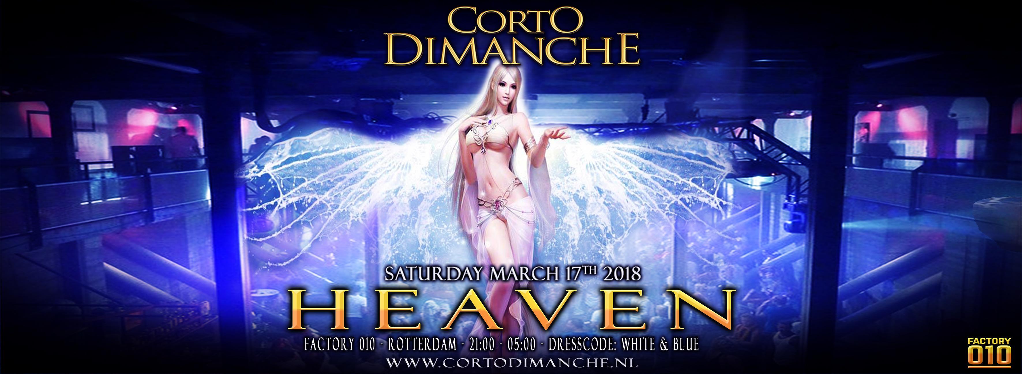 Corto Dimanche 'Heaven'