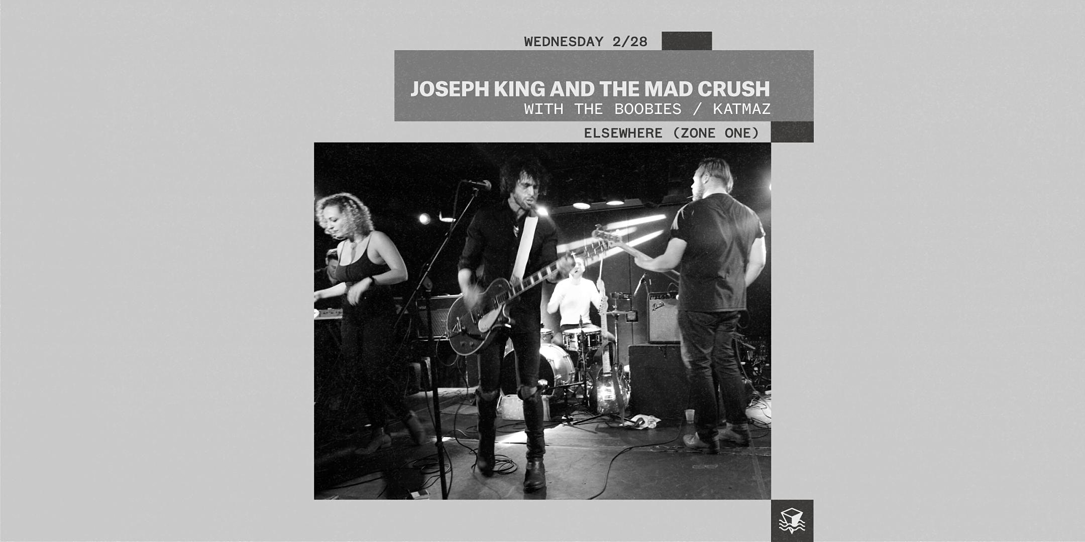 Joseph King and the Mad Crush