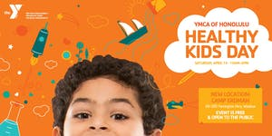 YMCA Healthy Kids Day 2018 at Camp Erdman